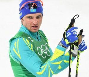 Алексей Полторанин. Олимпиада 2018