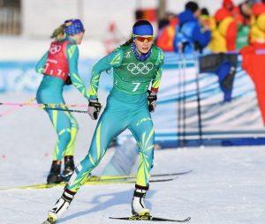 Валерия Тюленева. Олимпиада 2018