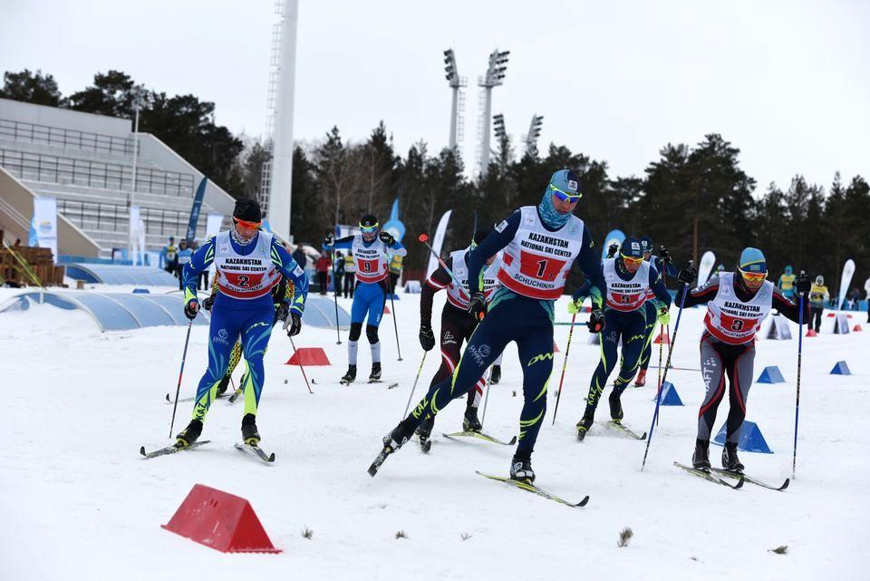 чемпионат Казахстана FIS