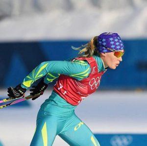 Анна Шевченко, Олимпиада 2018