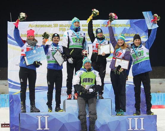 ЧРК-2018, ночная гонка, командный спринт